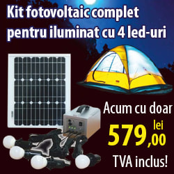 Oferta kit fotovoltaic complet - Itechsol