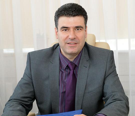 Catalin Trifu, Director General, ROMEXPO S.A.