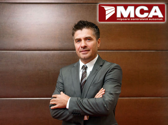 Ciprian Oprea, director general MCA Grup