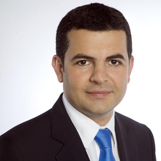 Daniel Constantin, viceprim-ministru, ministrul Agriculturii si Dezvoltarii Rurale