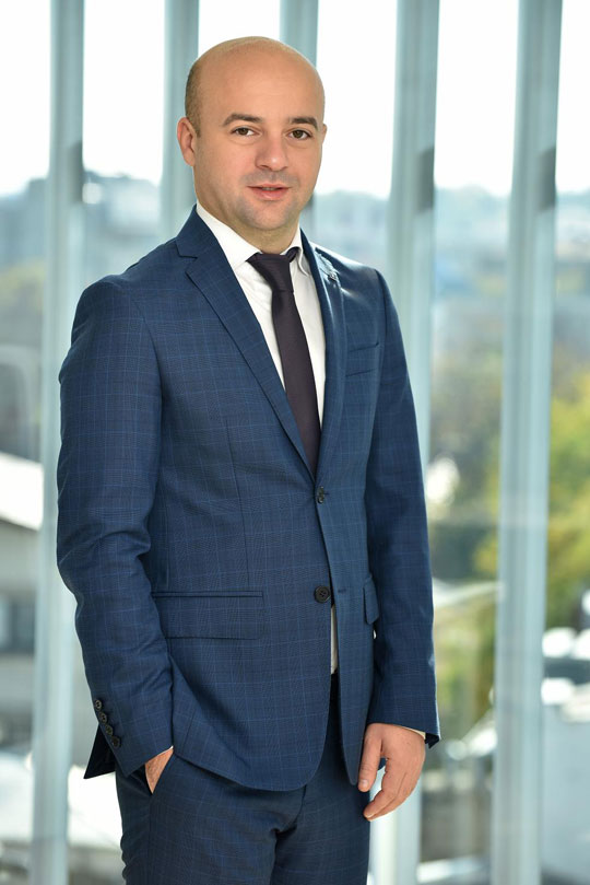 Daniel Popa, Country Manager Reynaers Romania