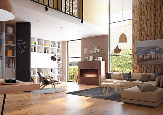 Modern Rustic – Caldura casei tale