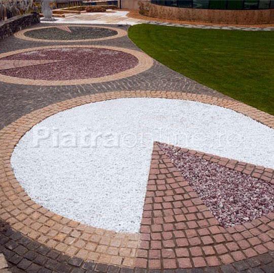 Mozaic de Marmura Ruschita