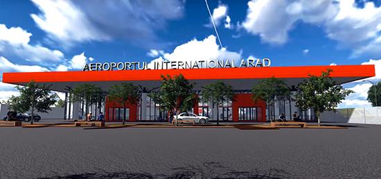 Prezentare Aeroport Arad Sistem Usi glisante automate ECdrive GEZE