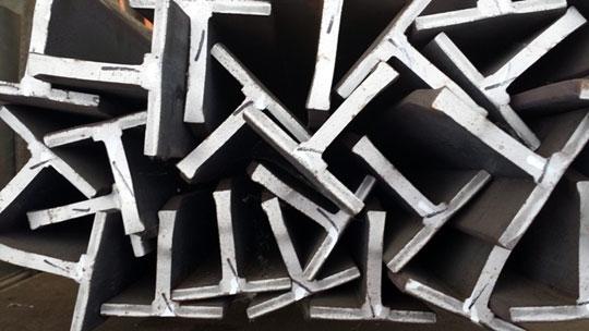 Profil T laminat la cald H-Metal
