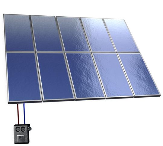 Ruukki Construction - pachete solare