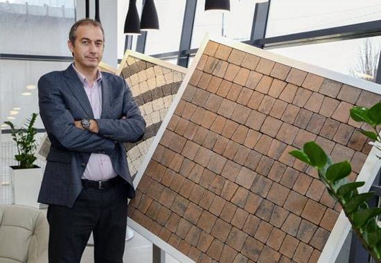 Sebastian Bobu, Director Executiv Symmetrica pavele si dale pavaj