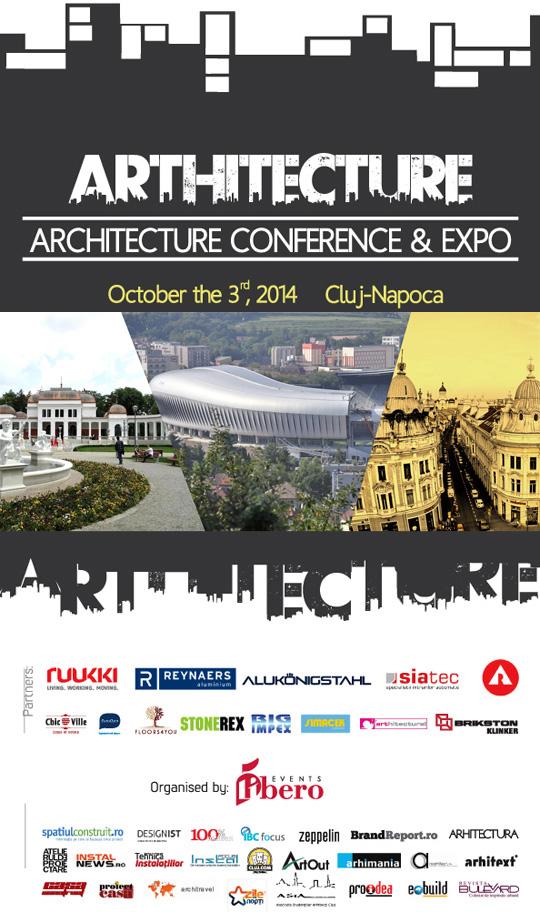 Expo-Conferinta ARThitecture Octombrie 2014