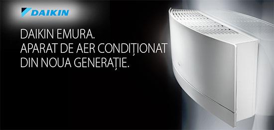 Daikin Emura, aer conditionat noua generatie
