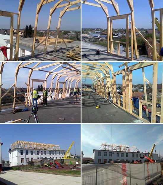 Dulgherii case constructii mansarde lemn Expo test Construct