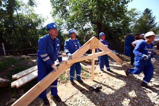 OMV Petrom centru comunitar sustenabilitate Boldesti Scaeni
