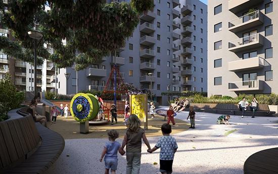 Playground The Park