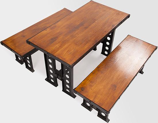 set-mobilier-industrial-metal-creativ