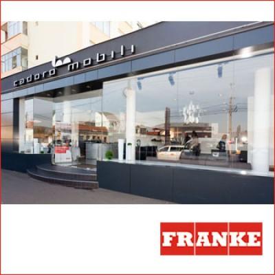 Franke in parteneriat cu cadoro mobili inaugureaza un nou showroom in cluj napoca proiectcasa - Franke showroom ...