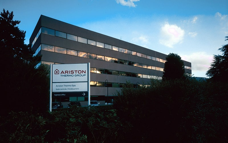 Ariston-Thermo-Group-headquarters-HQ-Fabriano