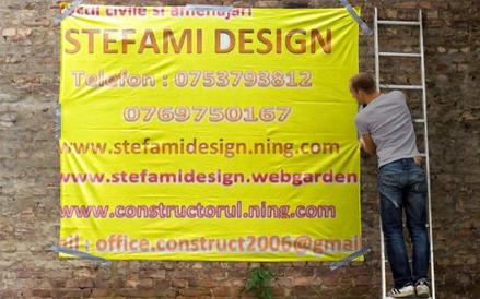 Firma Stefami Design. Descriere si informatii de contact.