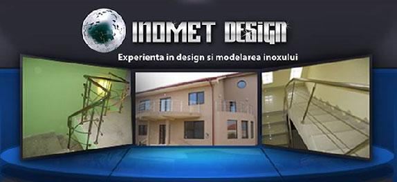Firma Inomet Design. Descriere si informatii de contact.