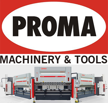 Firma Proma Machinery. Descriere si informatii de contact.