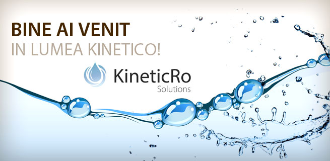 Firma KineticRo Solutions. Descriere si informatii de contact.