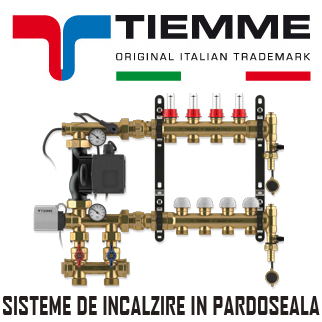 Firma Tiemme Systems. Descriere si informatii de contact.