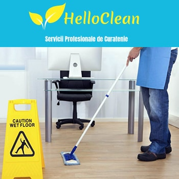 Firma Hello Clean. Descriere si informatii de contact.