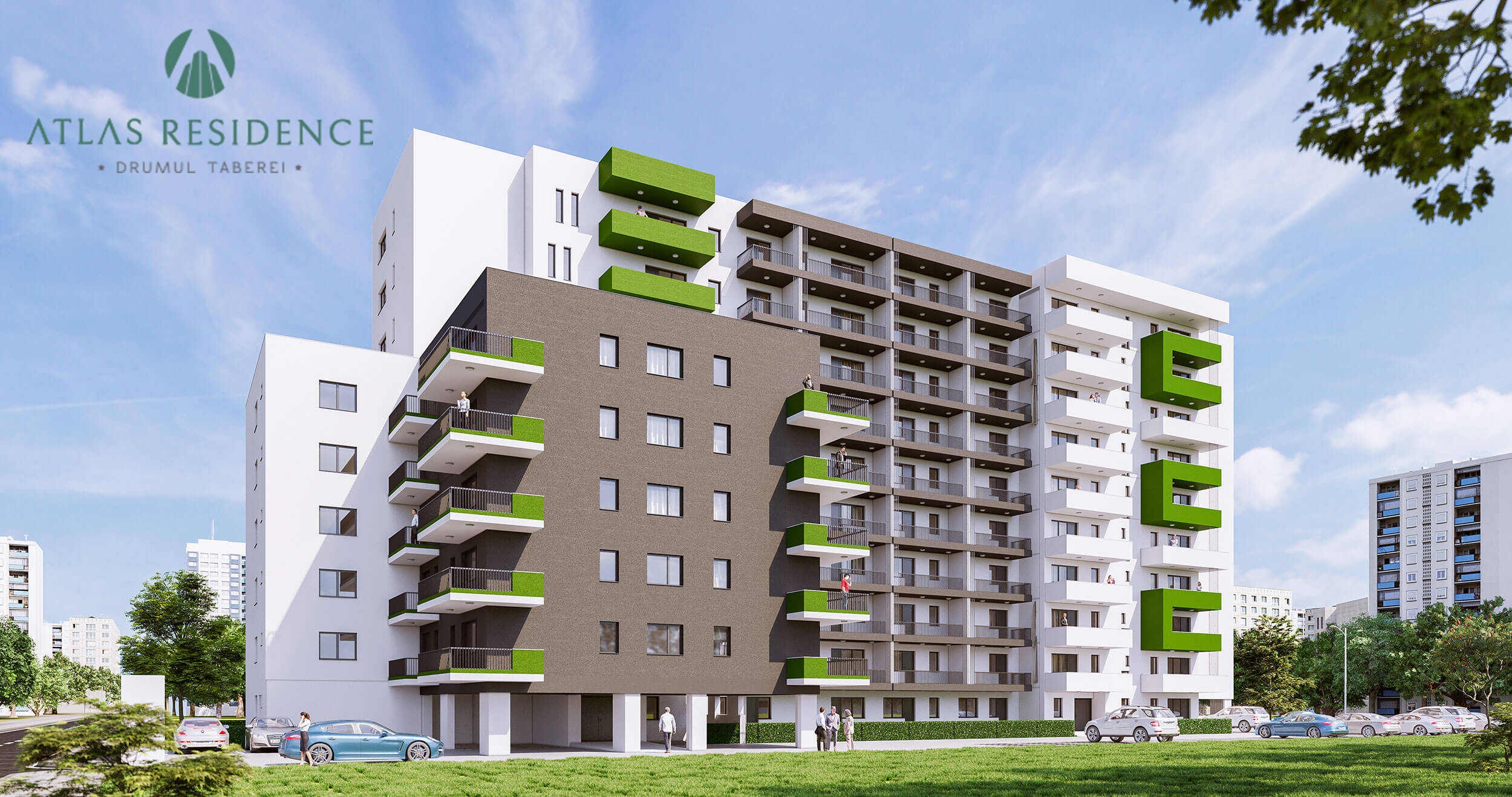 Firma Atlas Residence. Descriere si informatii de contact.