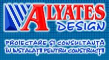 Firma Alyates Design. Descriere si informatii de contact.