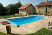 Piscina traditionala beton armat