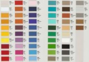 Stickere decorative - Intre munti