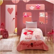 Patura copii Tac Strawberry Berry Sweet 160x220