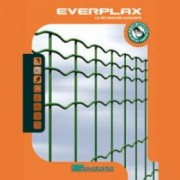 Plasa gard sudata EVERPLAX 50X100mm 180cm 25m