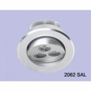Spot mobil LED 3x1W Warm-White