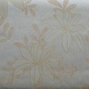 Tapet clasic Romantic Flowers Beige