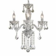 Candelabru TIEPOLO SP3 transparent