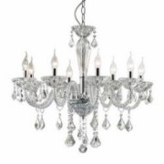 Candelabru TIEPOLO SP8 transparent