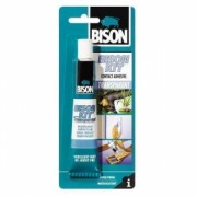 BISON Kit Adeziv de contact, universal, transparent, 50ml