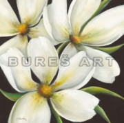 Tablou Plumeria de la firma Arbex Art Decor
